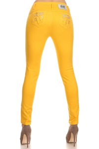 DJ2107 YELLOW